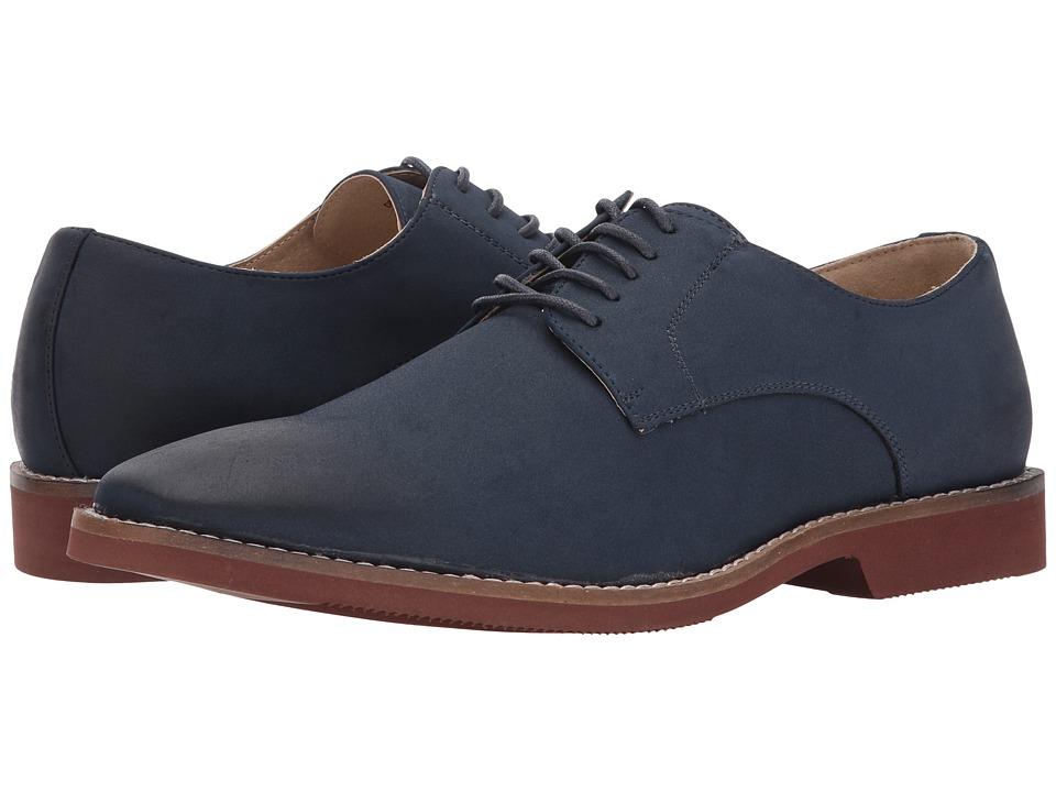 Kenneth Cole Unlisted - Design 300912 (Navy) Men's Slip-on Dress Shoes