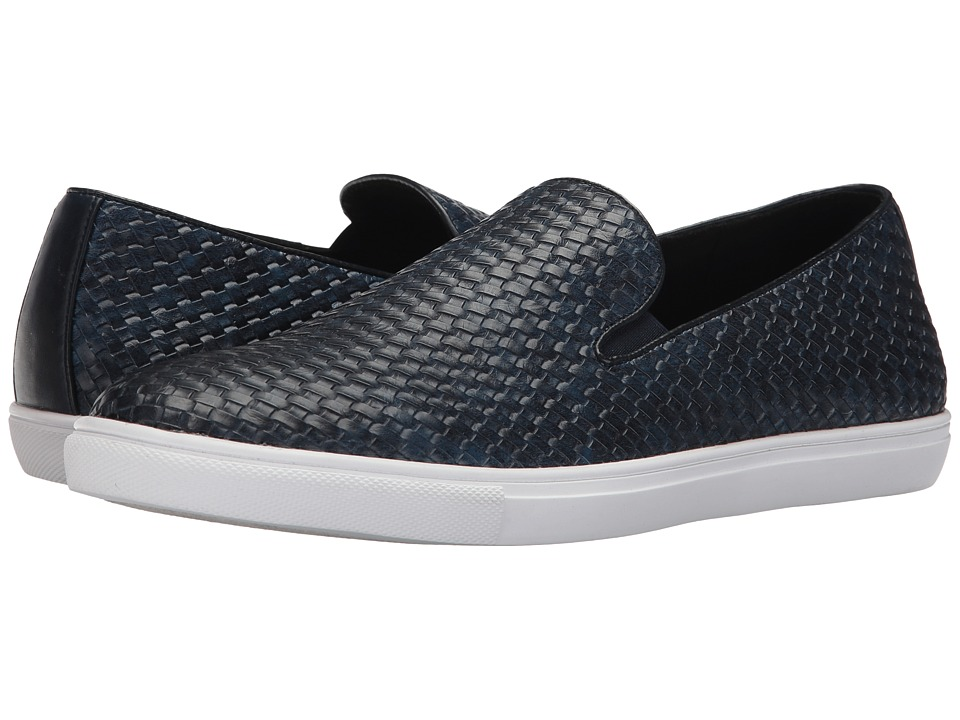 Kenneth Cole Unlisted - Design 30227 (Navy) Men's Slip-on Dress Shoes