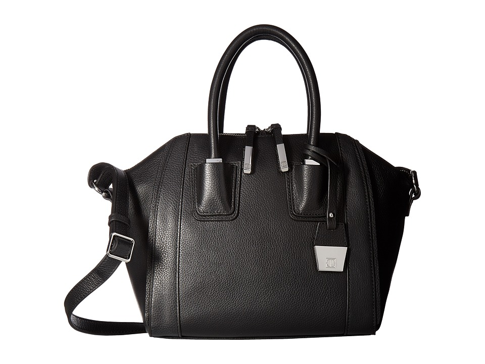 Ivanka Trump - Doral Satchel (Black) Satchel Handbags