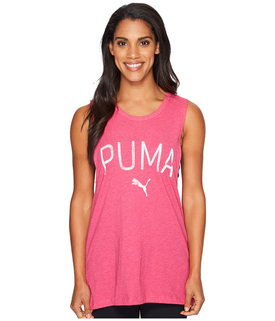 PUMA - Muscle Tank Top 2 (Purple) Women's Sleeveless
