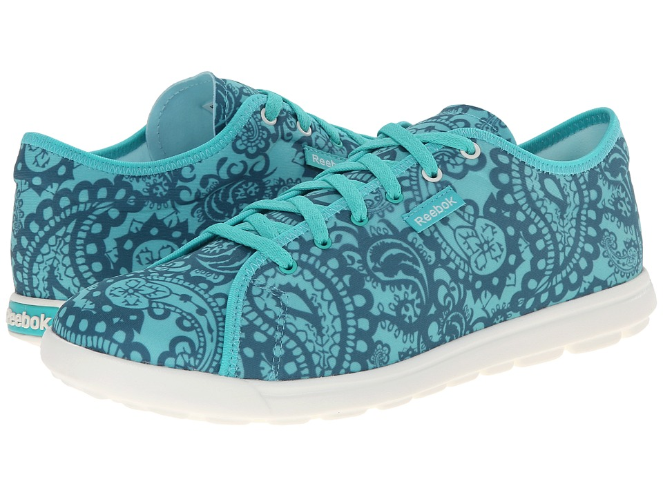 Reebok - Skyscape Runaround (Timeless Teal/English Emerald) Women's Running Shoes
