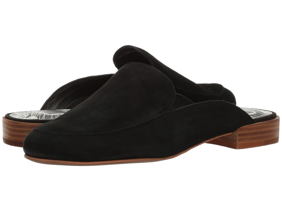 Dolce Vita - Opel (Black Suede) Women's Shoes