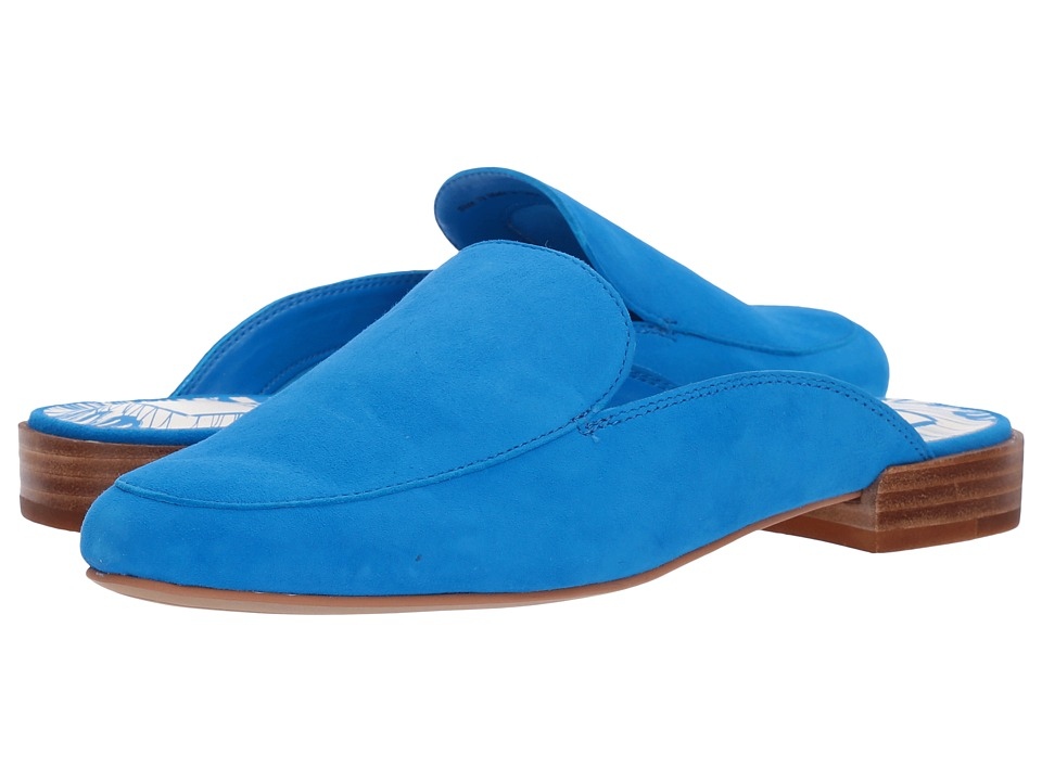 Dolce Vita - Opel (Blue Suede) Women's Shoes