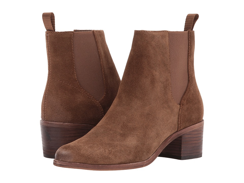 Dolce Vita Colbey (Brown Suede) Women