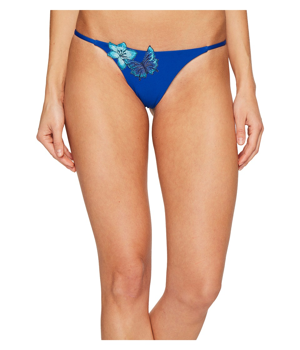 Blue Life Paradise Skimpy Bottom Sapphire Swimwear