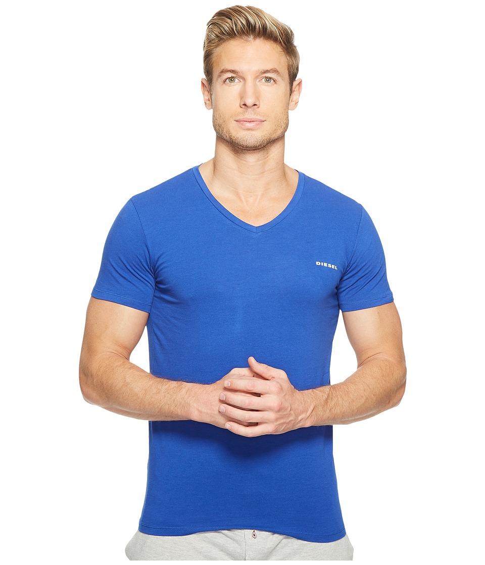 Diesel - Randal Tee GAFN (Blue) Men's T Shirt