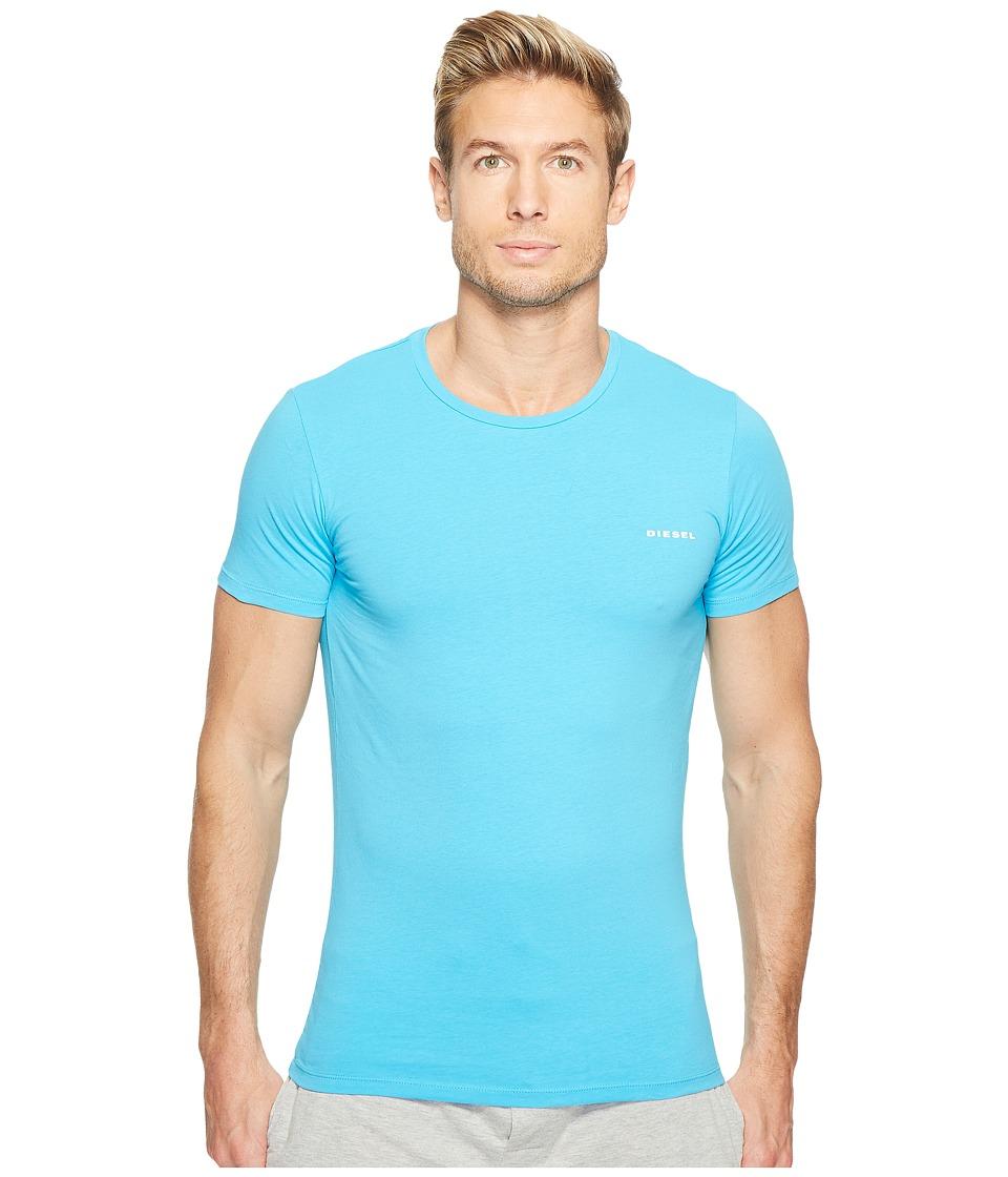 Diesel - Randal Tee GAFN (Turquoise) Men's T Shirt