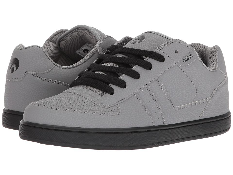 Osiris Relic (Grey/Black) Men's Skate Shoes