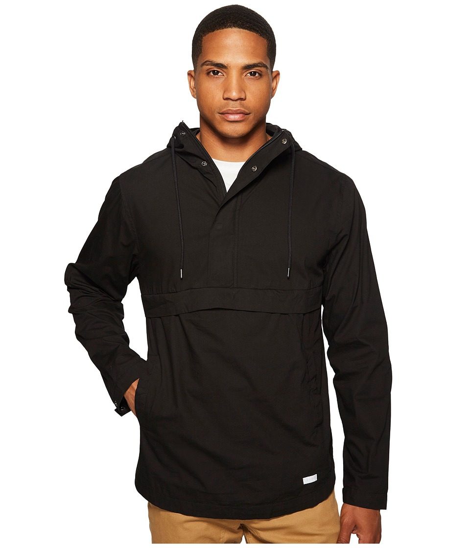Akomplice - Maiden Anorak (Black) Men's Coat
