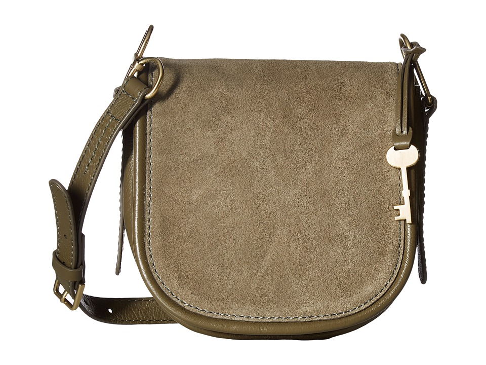 Fossil - Rumi Small Crossbody (Rosemary) Cross Body Handbags