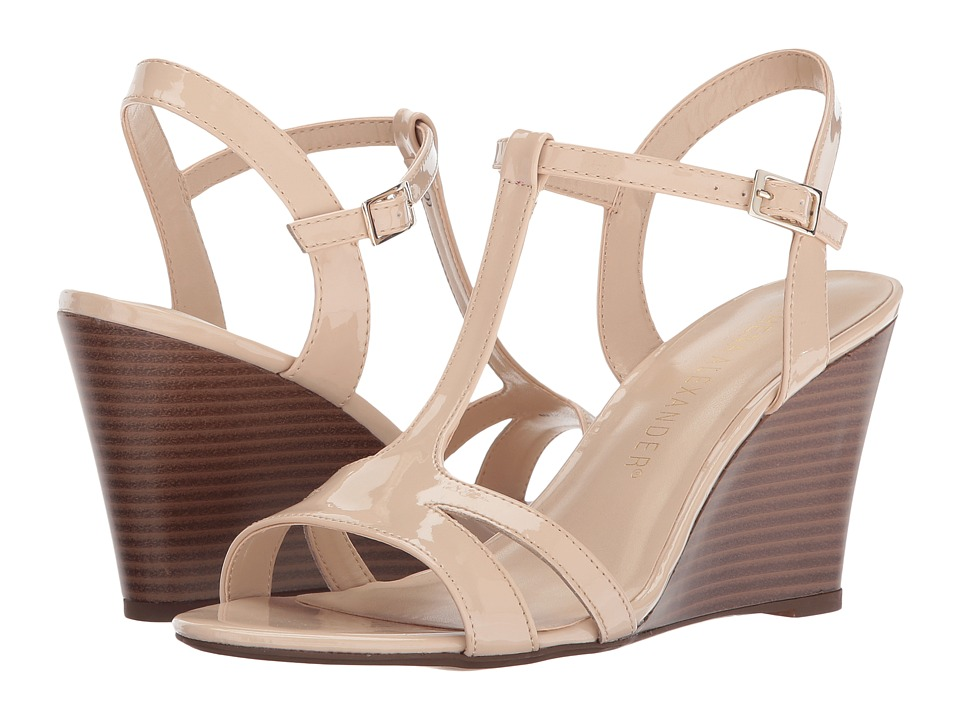Image of Athena Alexander - Andres (Nude Synthetic Leather) Women's Shoes