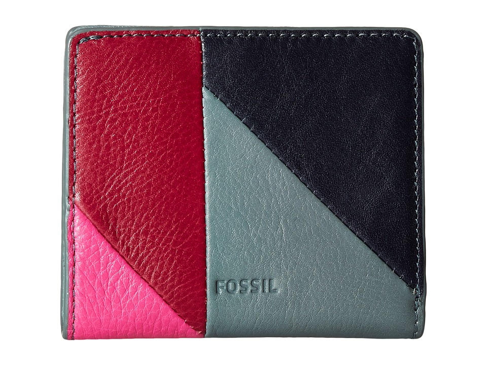 Fossil - Emma Mini Wallet RFID (Multi 2) Wallet Handbags