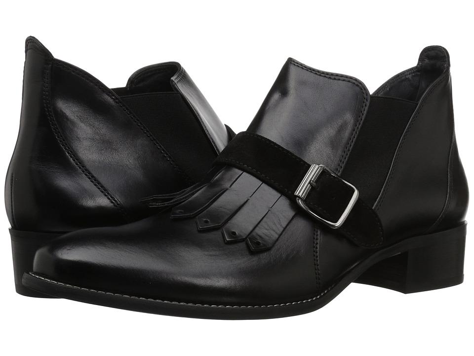Paul Green Oakley Boot (Black Combo) Women