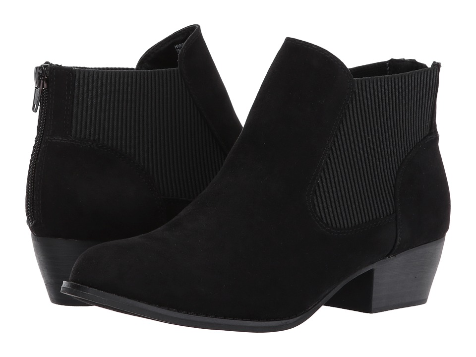 UNIONBAY - Harper (Black) Women's Shoes