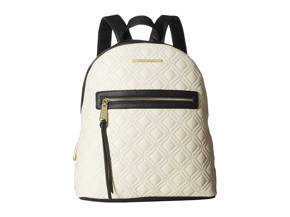 Steve Madden - Bjewell Backpack (Bone/Black) Backpack Bags