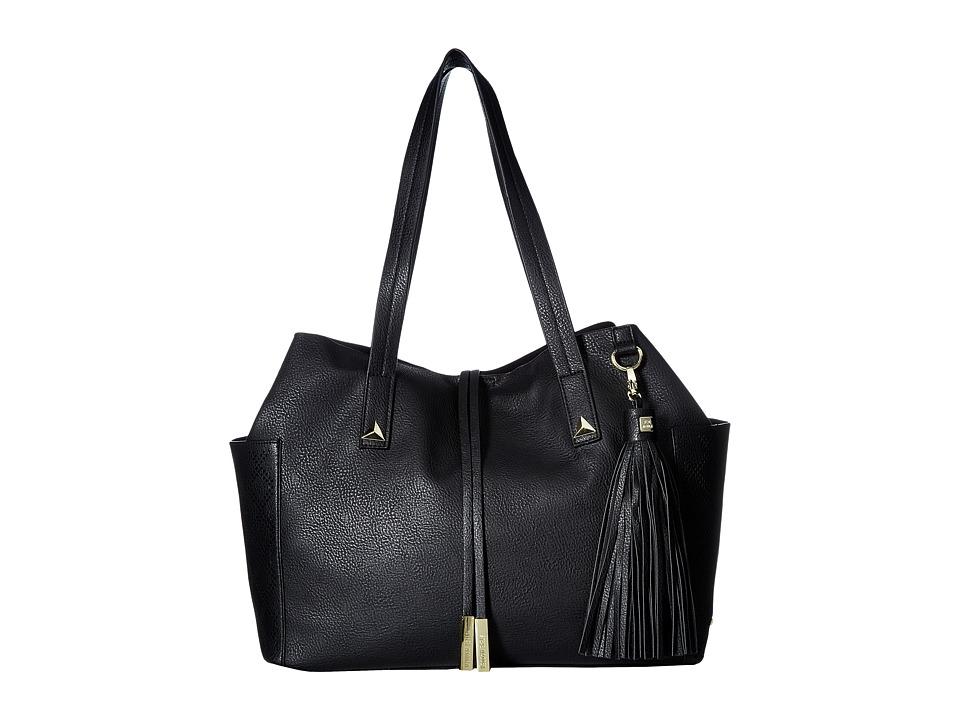 Steve Madden - Blayla Tote (Black) Tote Handbags