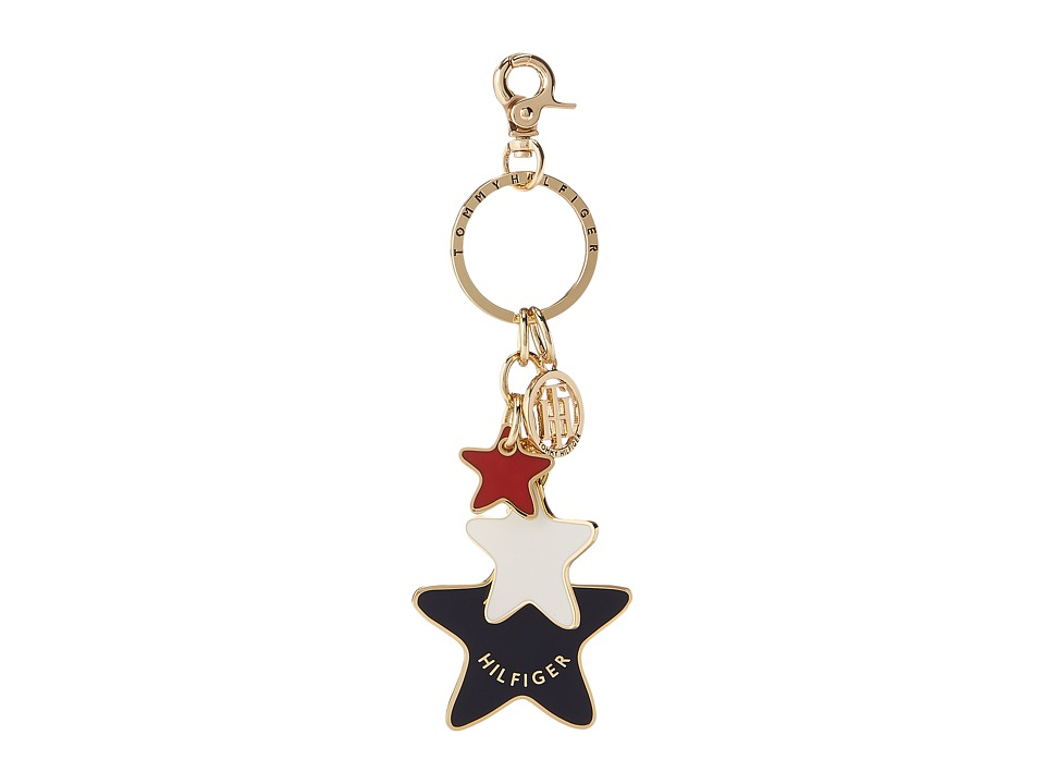 Tommy Hilfiger - Star Key Fob (Tommy Navy) Wallet
