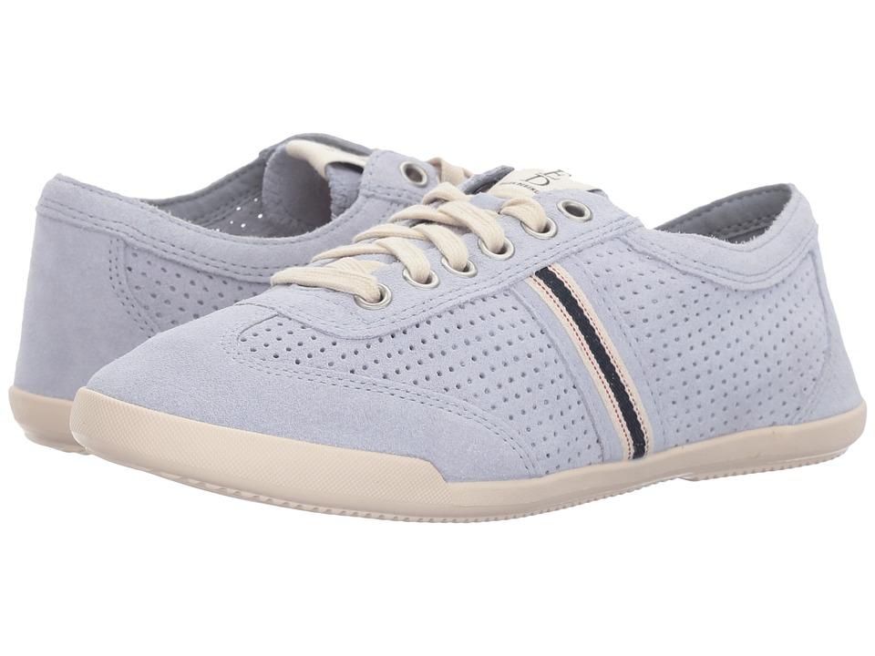 ED Ellen DeGeneres - Escondido (Azure Suede) Women's Shoes