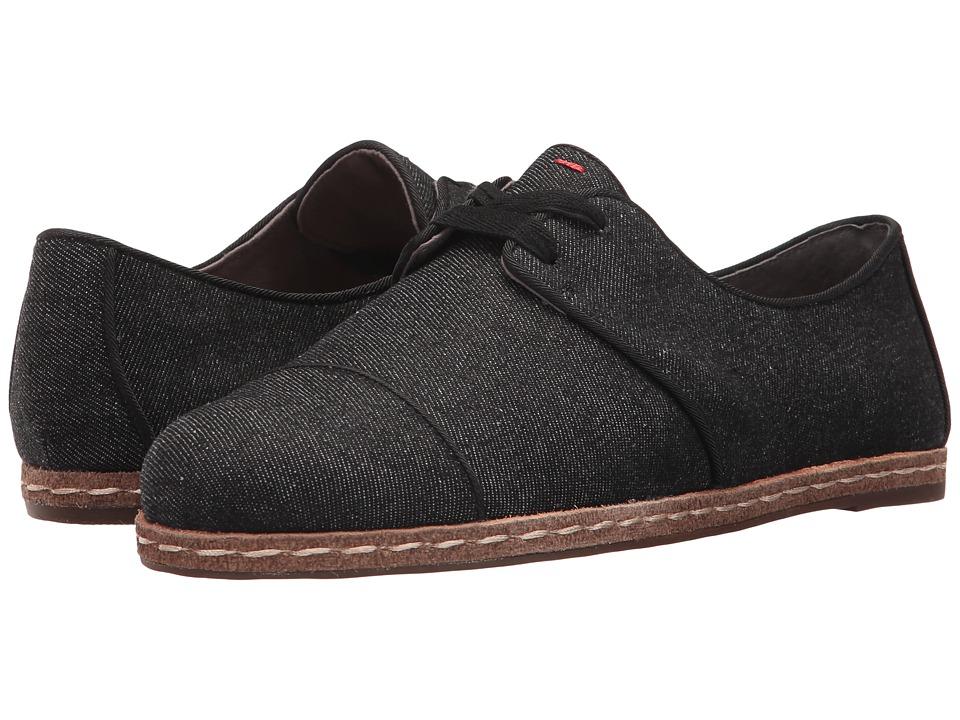 ED Ellen DeGeneres - Noram (Off-Black True Denim) Women's Shoes