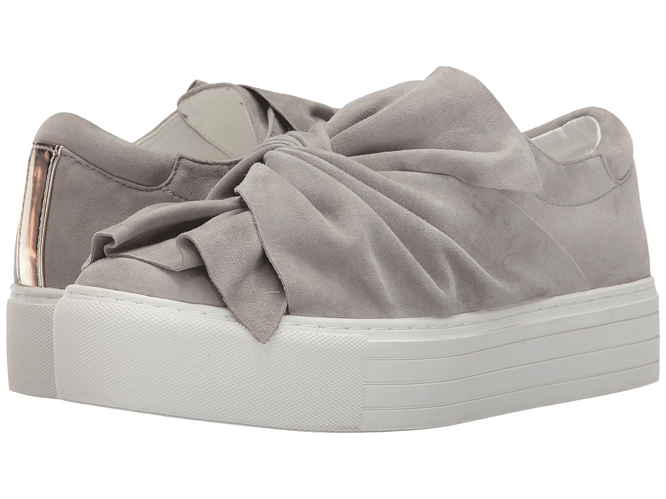 Kenneth Cole New York - Aaron (Light Grey Suede) Women's Shoes