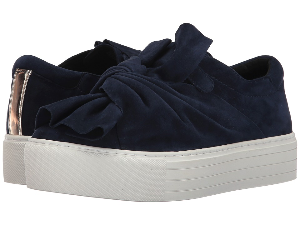 Kenneth Cole New York - Aaron (Navy Suede) Women's Shoes