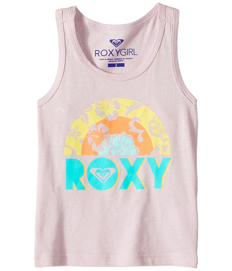 Roxy Kids - Rainbow Spirit Tank Top (Toddler/Little Kids/Big Kids) (Iris) Girl's T Shirt