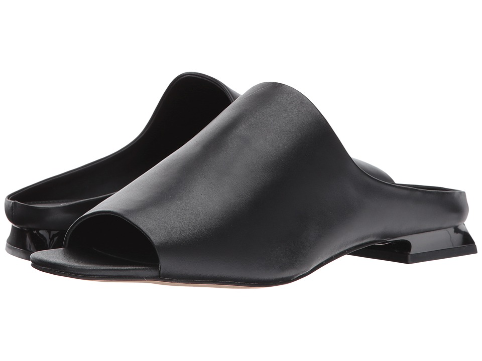 Calvin Klein - Mabel (Black Leather) Women's Shoes