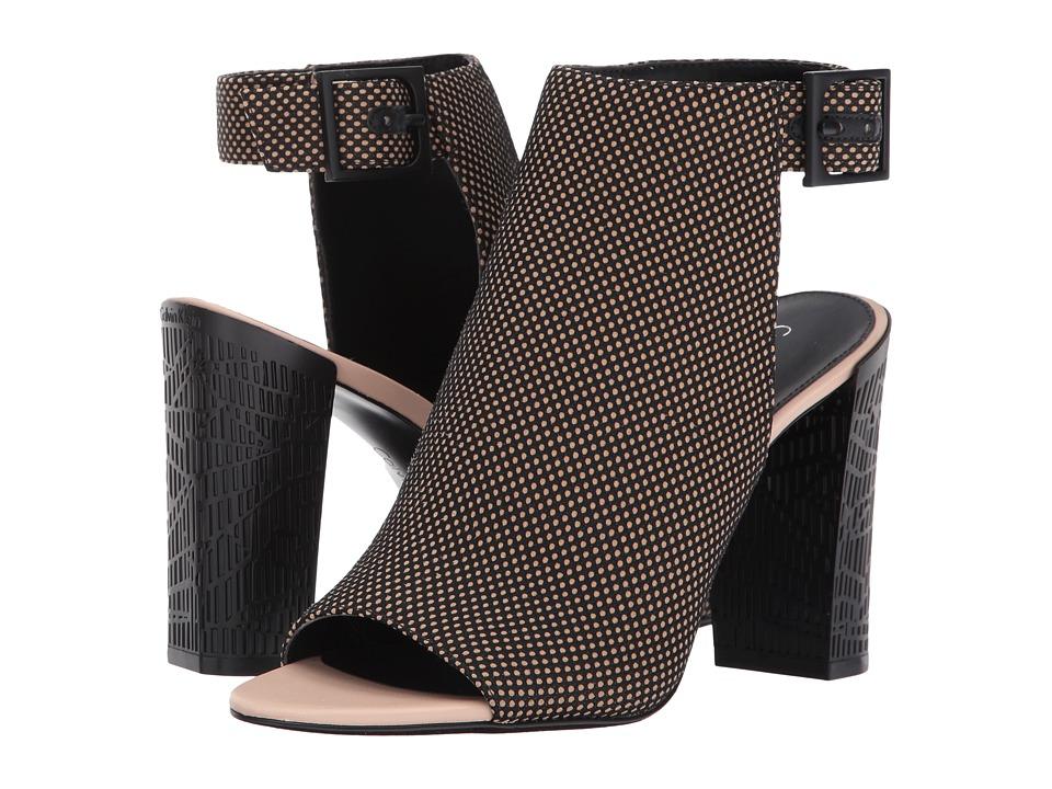 Calvin Klein - Norah 2 (Sheer Satin Lace Mesh) Women's Shoes