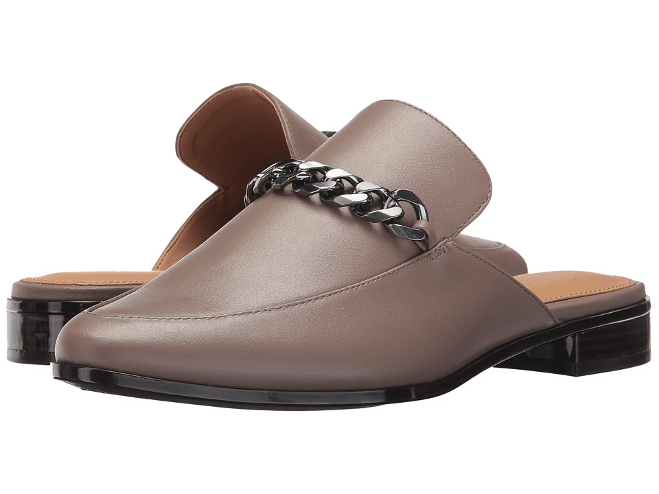 Calvin Klein - Frieda (Winter Taupe Leather) Women's Shoes