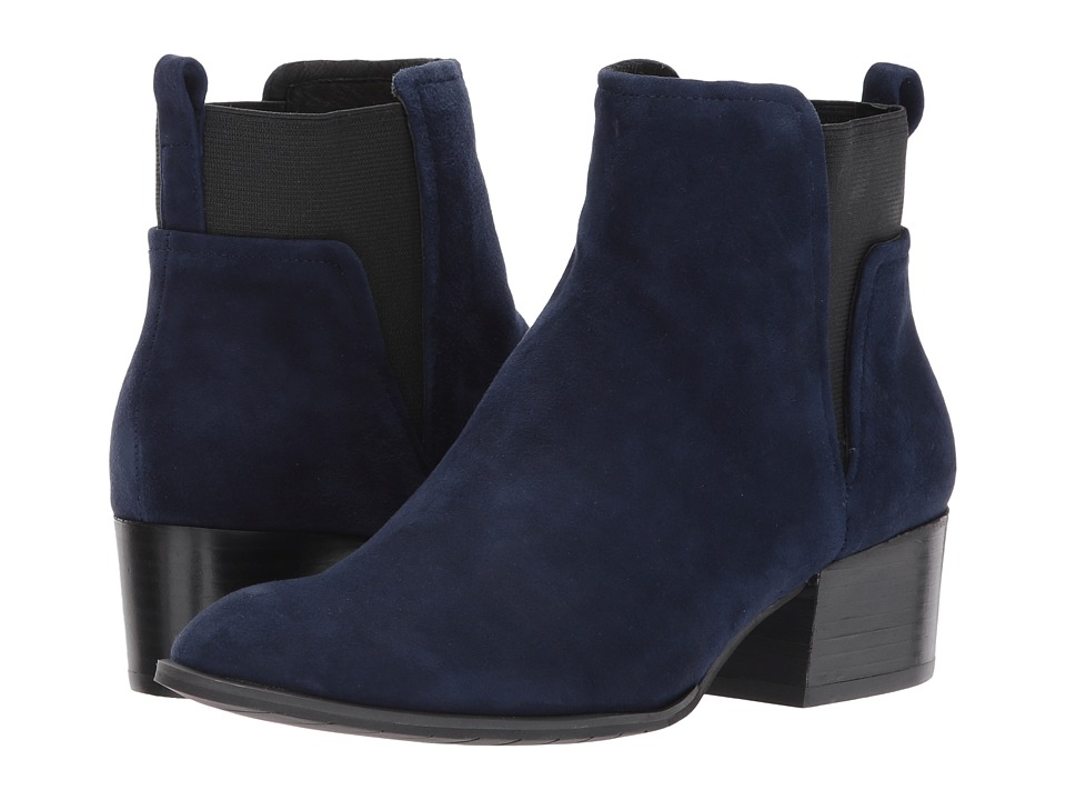 Kenneth Cole New York Artie (Navy Suede) Women