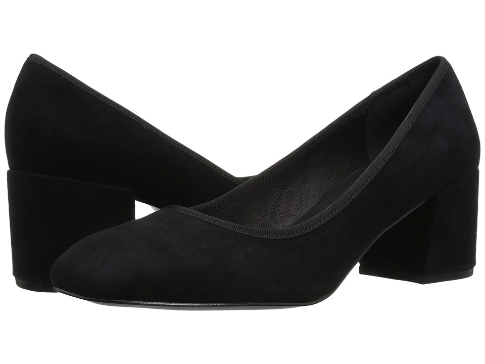 Kenneth Cole New York Eryn (Black Suede) Women