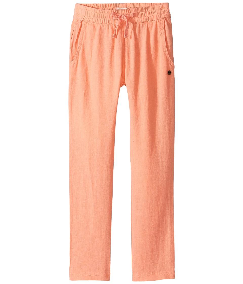 Roxy Kids - Friendly People Pants (Toddler/Little Kids/Big Kids) (Desert Flower) Girl's Casual Pants