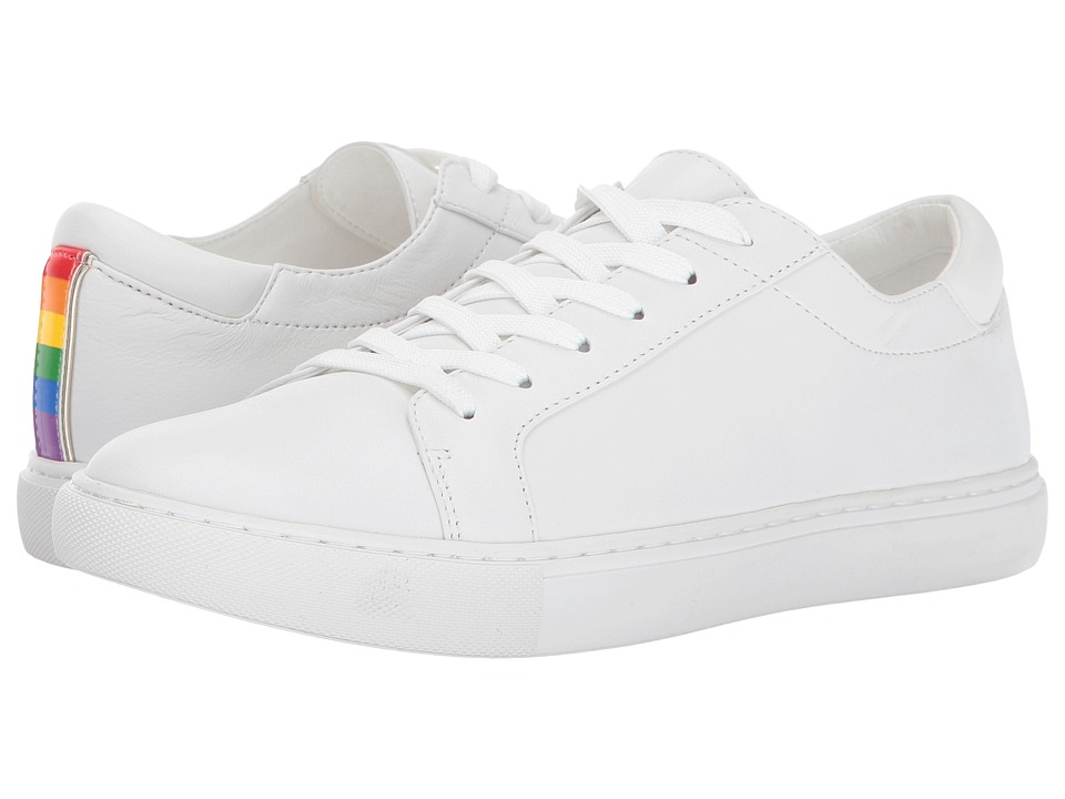 Kenneth Cole New York Kam Pride (White) Women