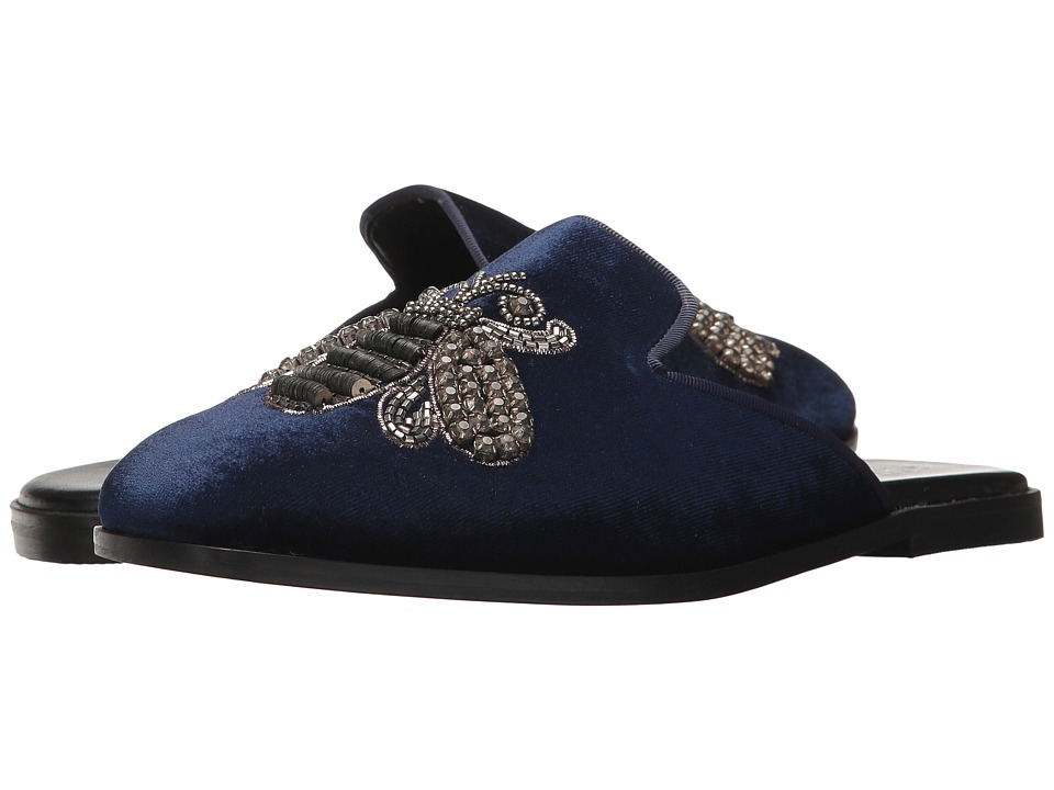 Kenneth Cole Reaction Glide Off (Navy) Women