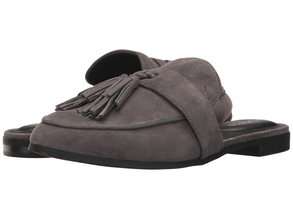 Kenneth Cole Reaction Rain Down (Charcoal Suede) Women