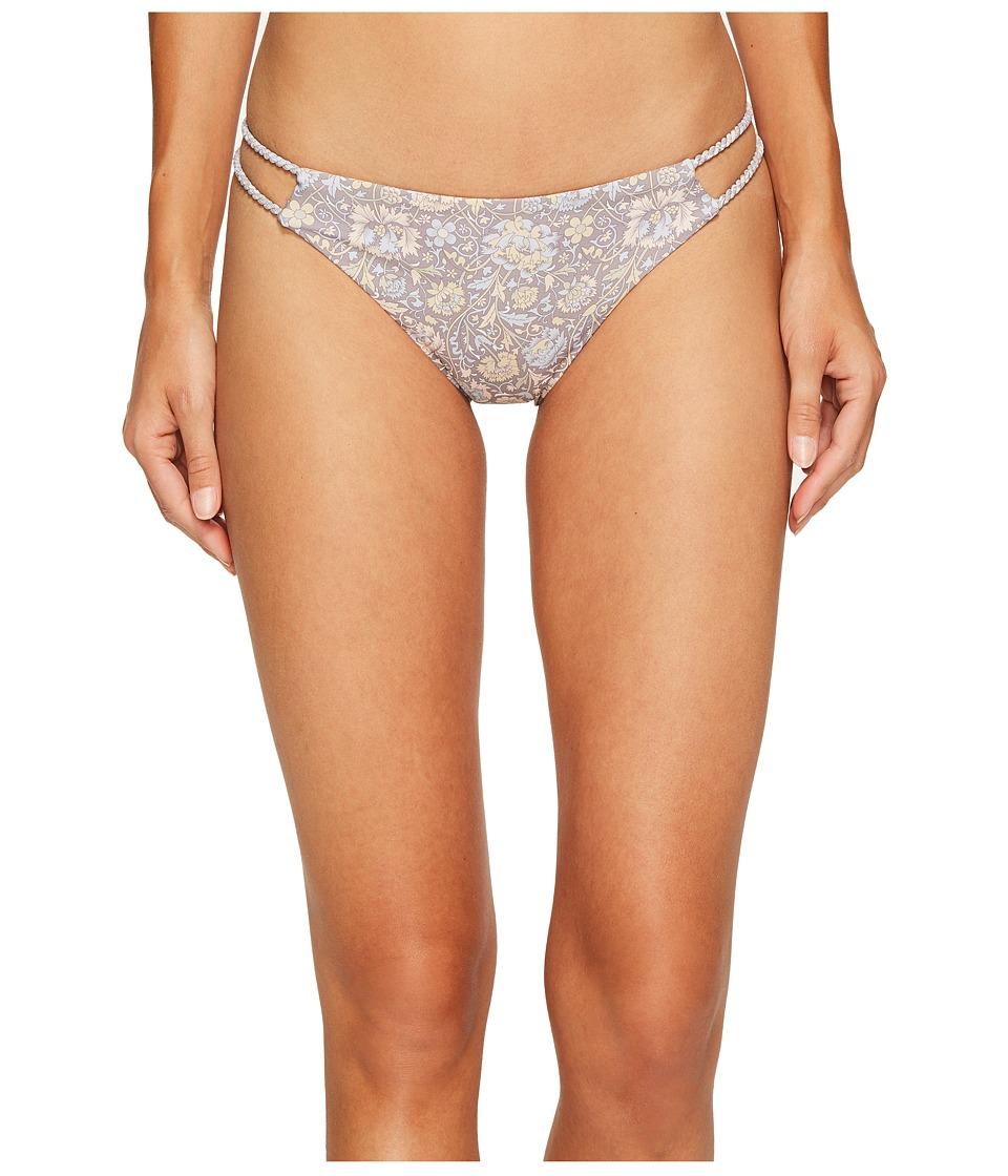 O'Neill - Cadence Twist Side Pants Bottom (Grey) Women's Swimwear