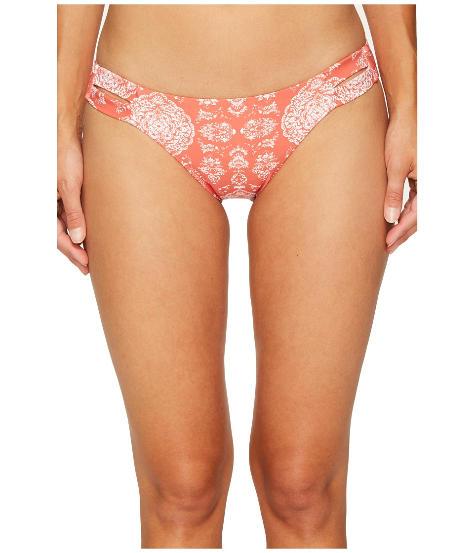 O'Neill - Fiona Pants Bottom (Bandanna Red) Women's Swimwear