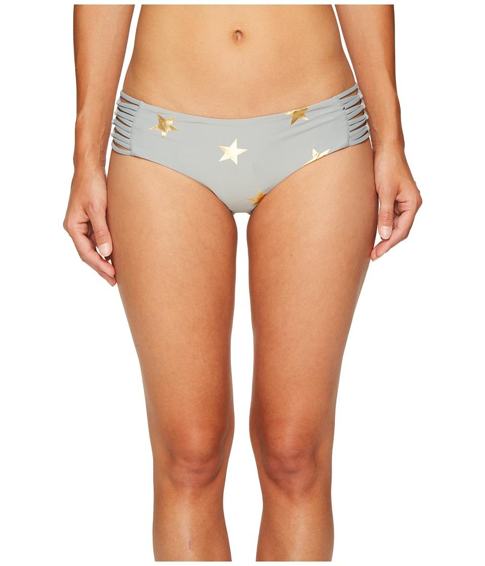 O'Neill - Starry Hipster Bottom (Pale Blue) Women's Swimwear