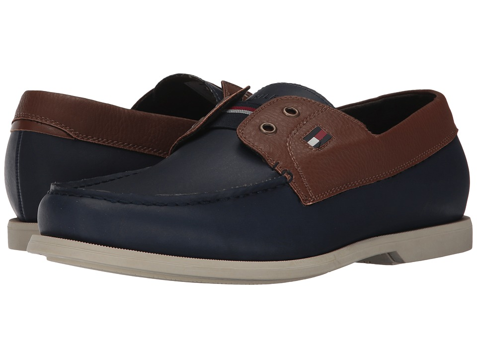 Tommy Hilfiger - Alfred (Navy) Men's Shoes