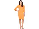 Calvin Klein Bell Sleeve Sheath Dress CD7C133E