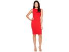 Calvin Klein Calvin Klein - Scuba Crepe Sheath Dress CD6C1A00