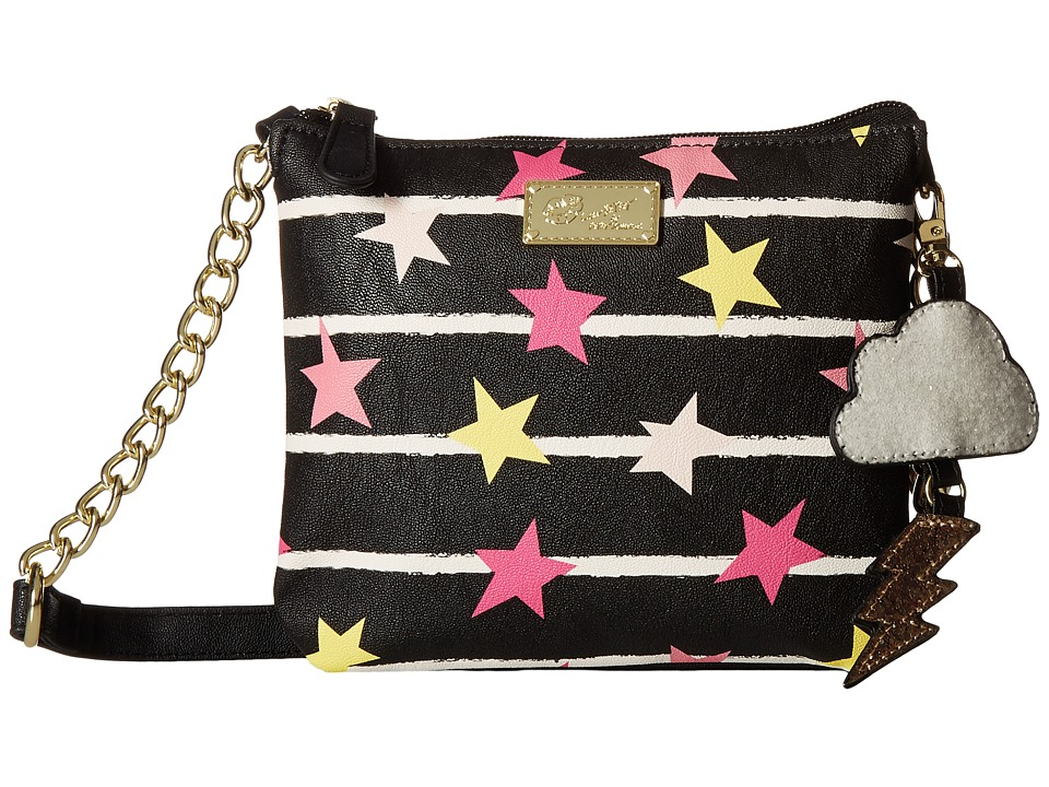 Luv Betsey - Double Crossbody (Midnight) Cross Body Handbags