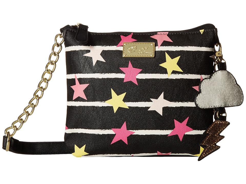 Luv Betsey - Double Crossbody (Midnight) Cross Body Handbags