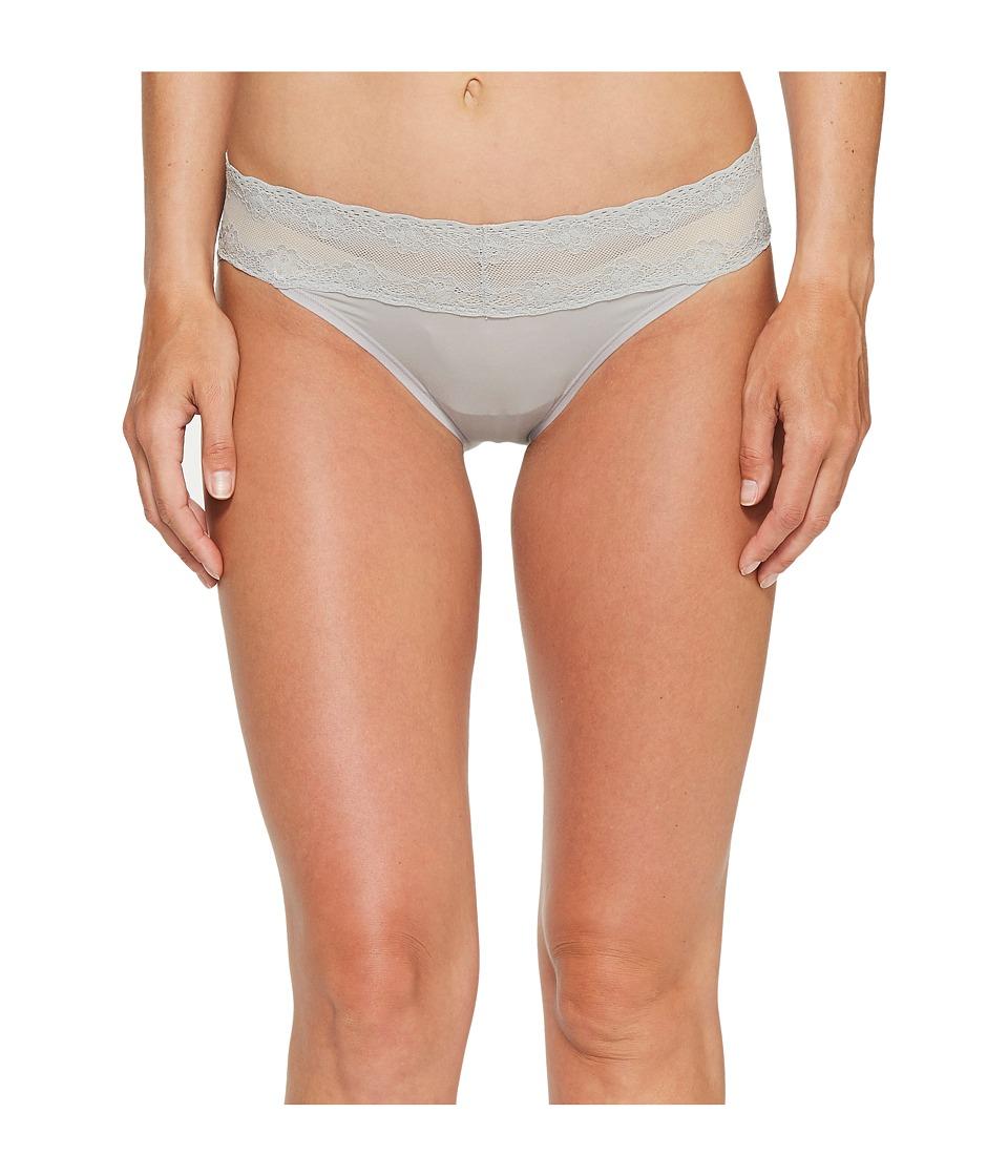 Natori - Bliss Perfection V-Kini (Grey) Women's Underwear