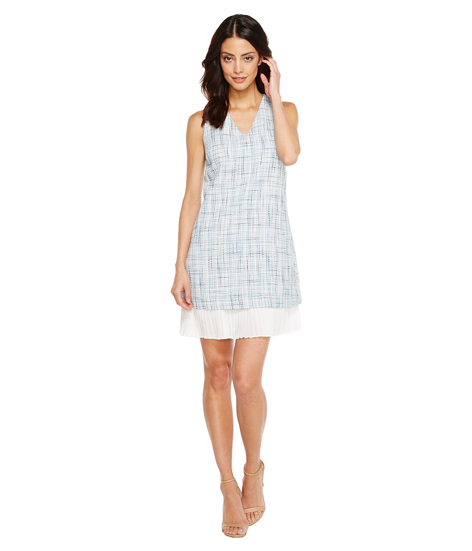 CeCe - Isabella - Sleeveless V-Neck (Great Harbour) Women's Dress