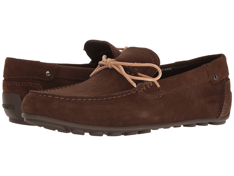 Geox - Mgiona3 (Cigar) Men's Shoes