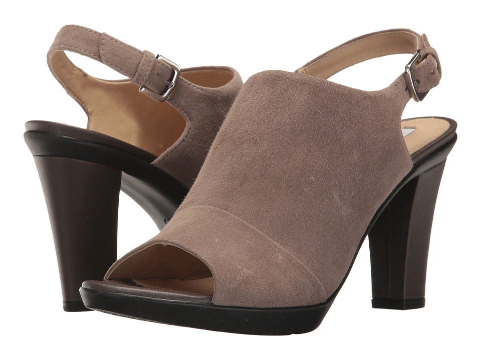 Geox - W JADALIS 6 (Taupe) Women's Shoes