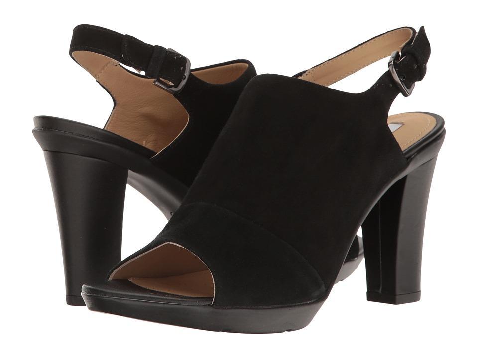 Geox - W JADALIS 6 (Black) Women's Shoes