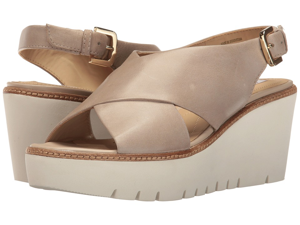 Geox W DOMEZIA 1 (Light Taupe) Women