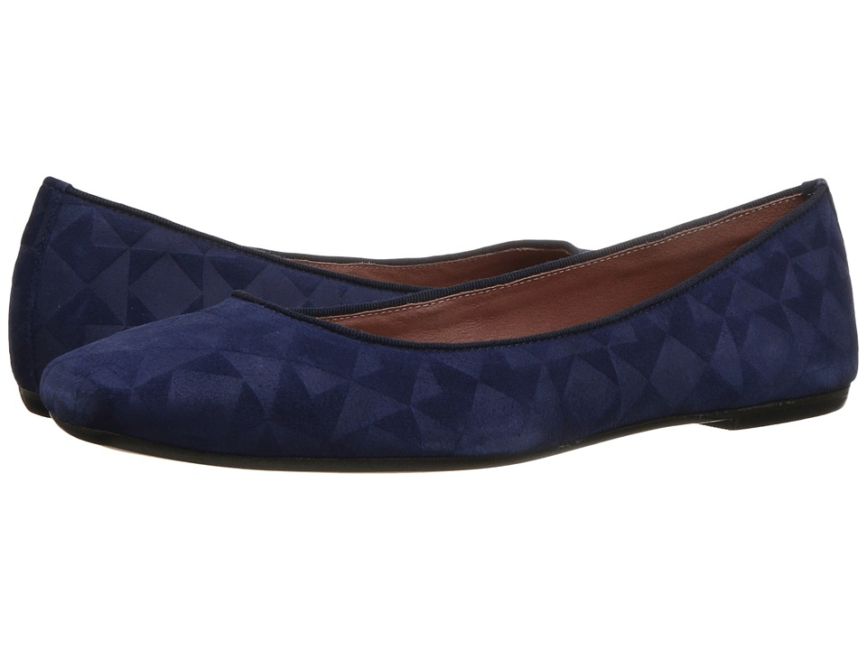 Summit by White Mountain Talisha (Blue Square Suede) Women